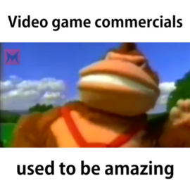 Best commercials in video game history