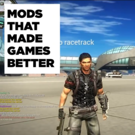 The Best Mods in Video Games